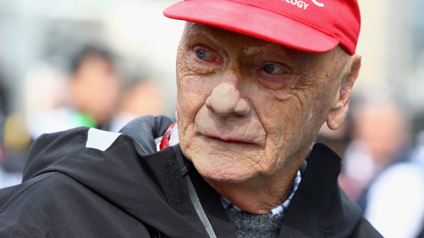 Niki Lauda's death leaves F1 without its greatest survivor