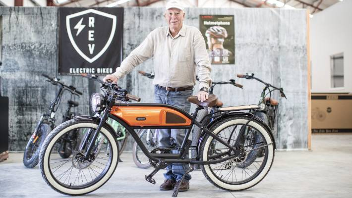 E-bike business revs up the market with move to the CBD