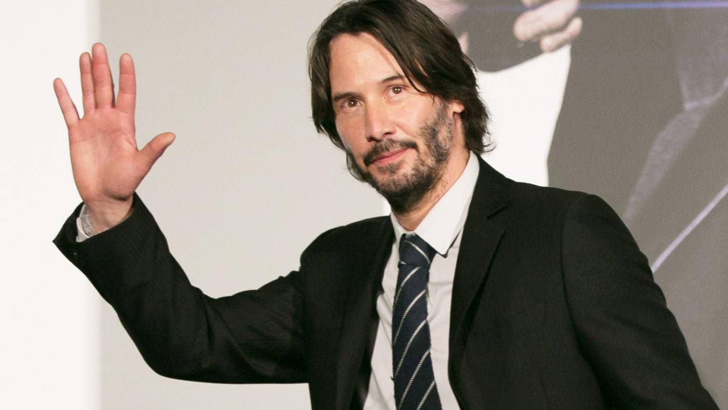 Fans lobby for Keanu Reeves to be Time's Person of the Year