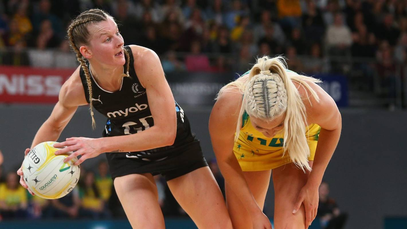 Netball World Cup: Katrina Rore bounces back from Silver Ferns axing to make Cup 12
