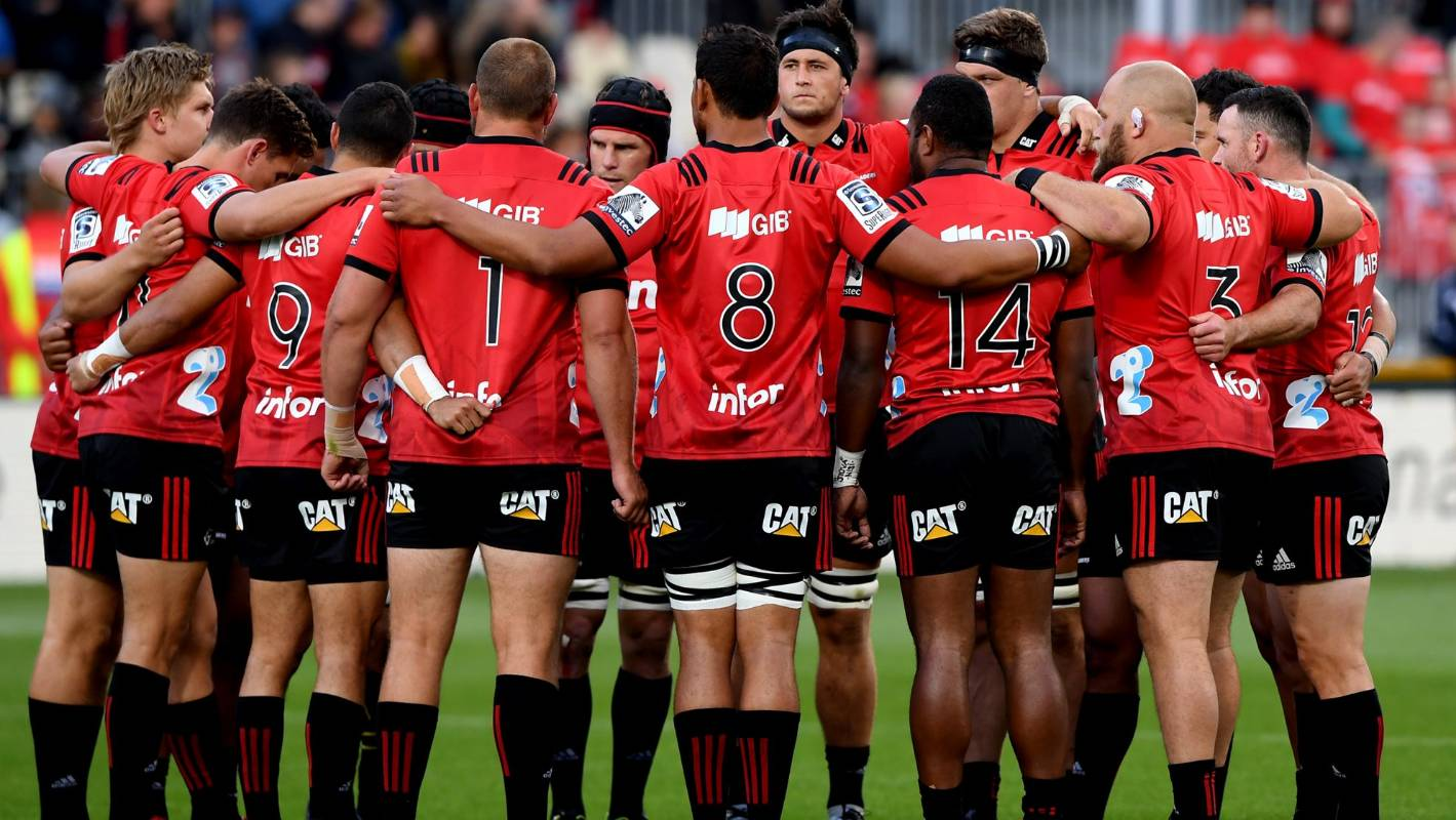 Super Rugby: Blues expect resilient Crusaders will be at their best in siege mode