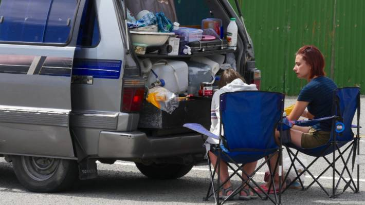 About 30,000 British and German visitors come here as backpackers which includes freedom campers, and those staying in hostels and camping grounds. (File photo)