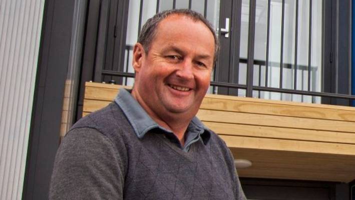 All Stars Inn general manager Phil Leslie says the popularity of freedom camping has hit hostels like his.