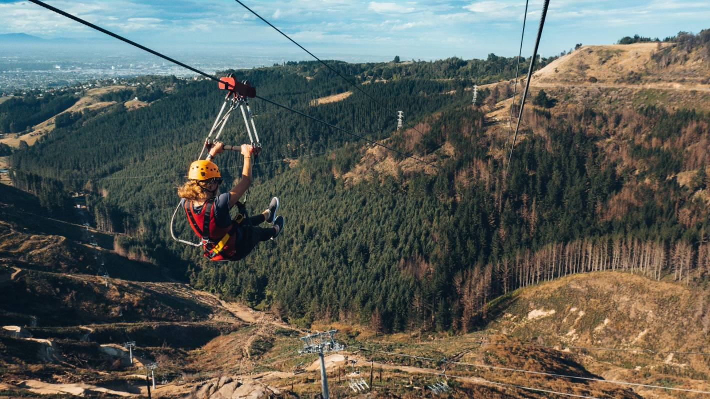 Adventure swing mooted for motorsport park in Central Otago
