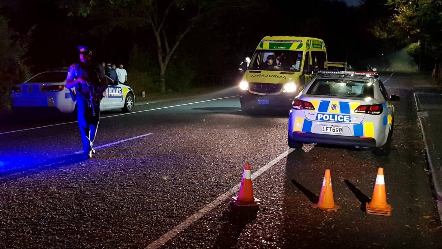 Police name 'fun-loving, hard-working' man killed in south Auckland park