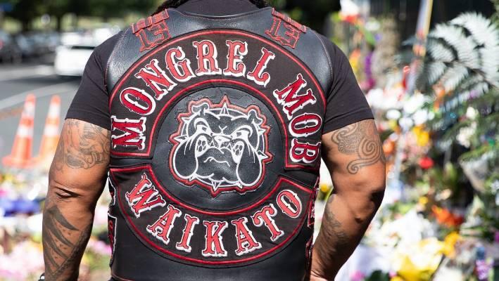 Image result for mongrel mob waikato marae