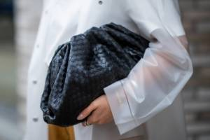 Bottega Veneta's chic but subtle woven pattern bags can cost up to  US$14,500.