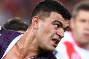 David Fifita becomes the first player born in the 2000s to be selected for the Queensland Maroons.