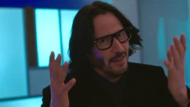 Always Be My Maybe ushers in a new age of Keanu Reeves