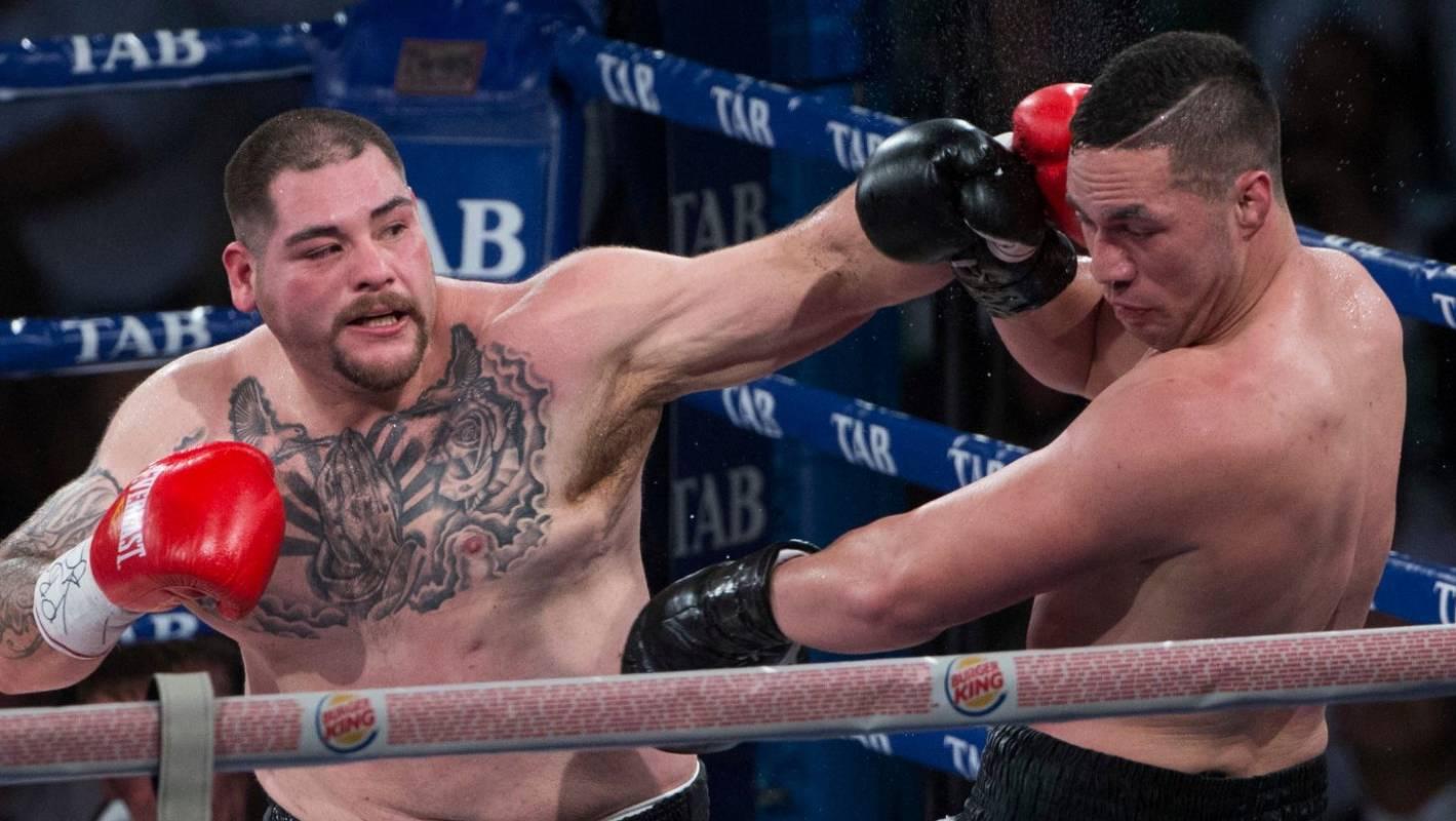 Andy Ruiz Jr wants Joseph Parker if he beats Anthony Joshua in heavyweight rematch