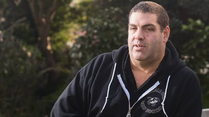 Cameron Slater is the subject of a new book, Whale Oil.