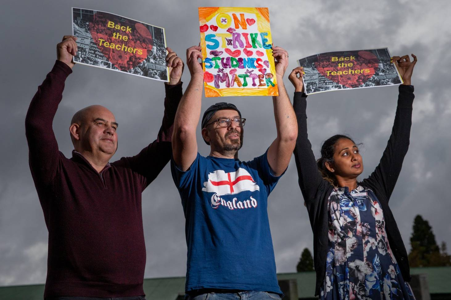 Teachers' mega-strike just the beginning | Stuff co nz
