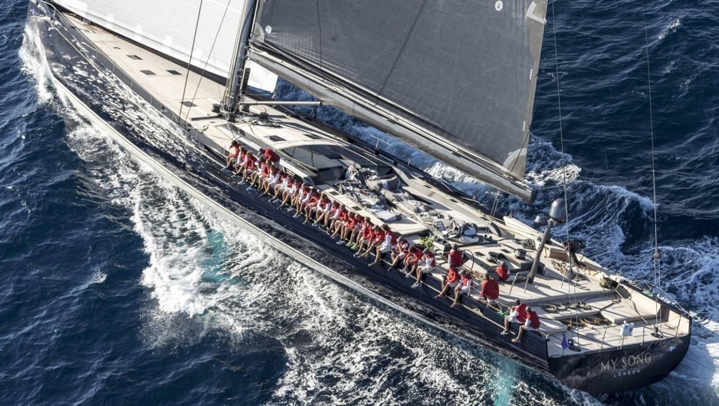 Italian billionaire Pier Luigi Loro Piana stunned by loss of superyacht that fell off cargo ship