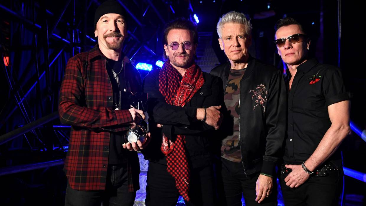 U2 offer biggest bang for buck with $63 tickets to Joshua Tree