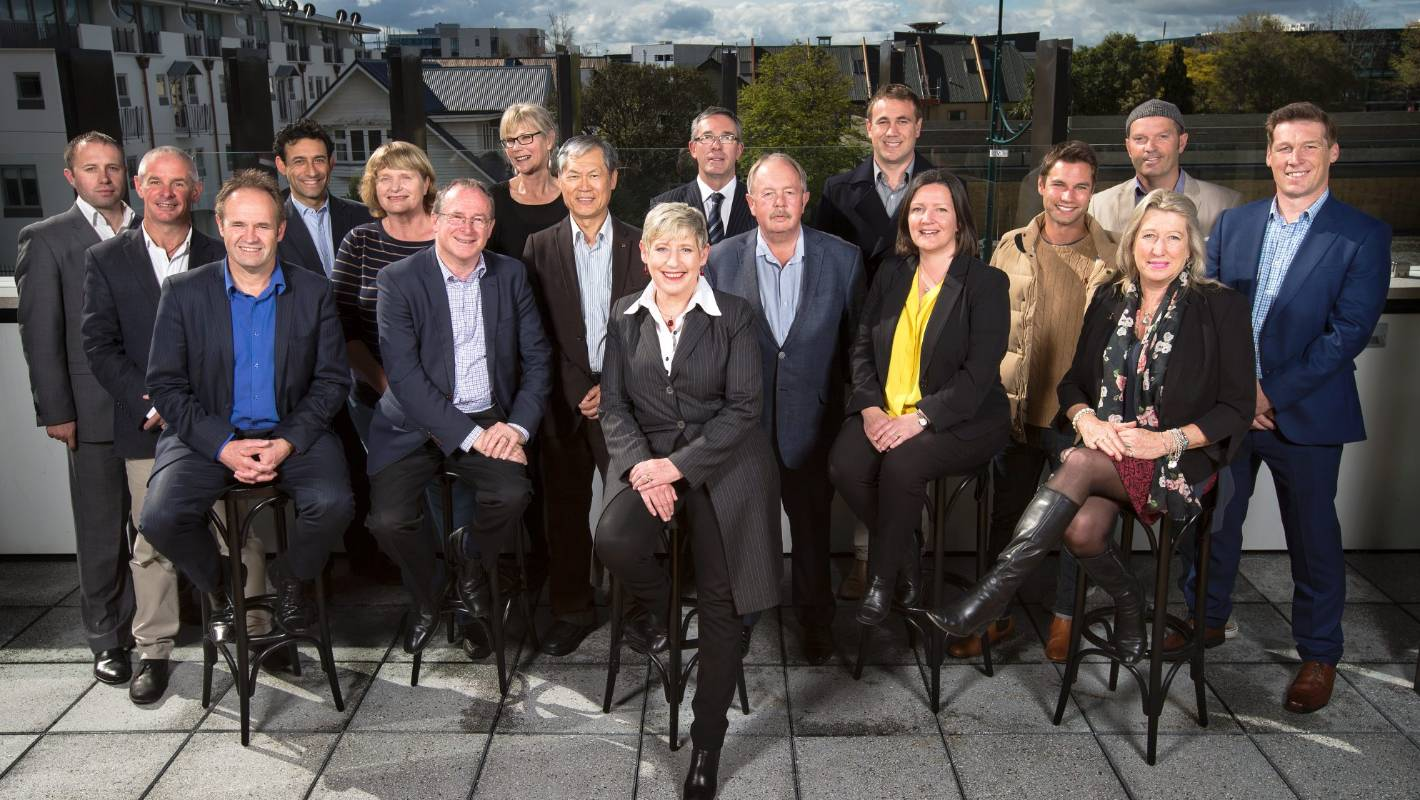 Class of 2016 - What has Christchurch City Council achieved this term?