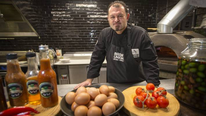 Brew Union head chef Grant Kitchen says Matariki Hākari is about showcasing Māori cuisine and Manawatū as a culinary destination.