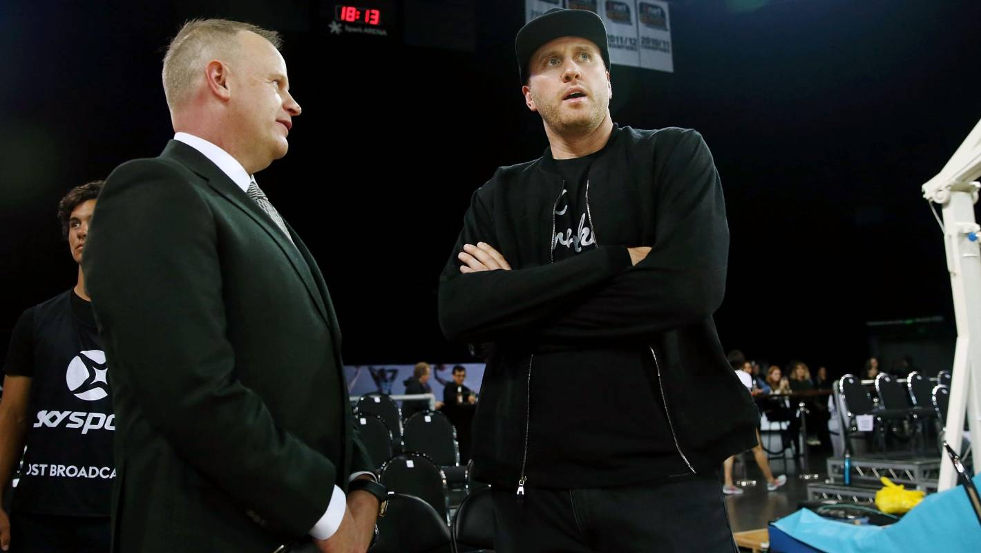 Sky Sport beams in to become new chief sponsor of New Zealand Breakers