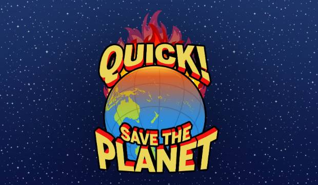 Stuff's Quick! Save the Planet project aims to make climate change feel tangible, urgent and unignorable.