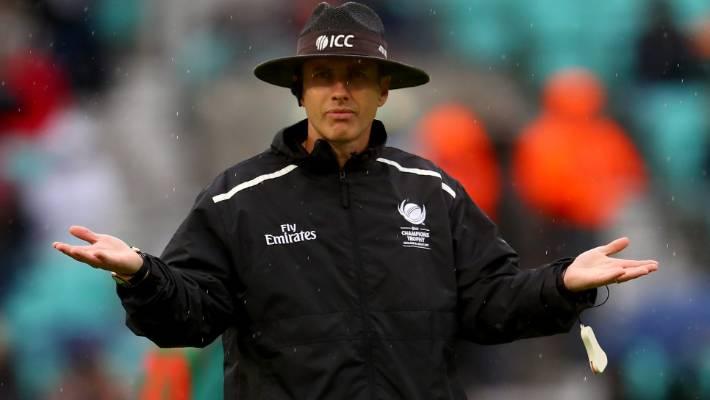 Australia vs West Indies: New Zealand umpire Chris Gaffaney