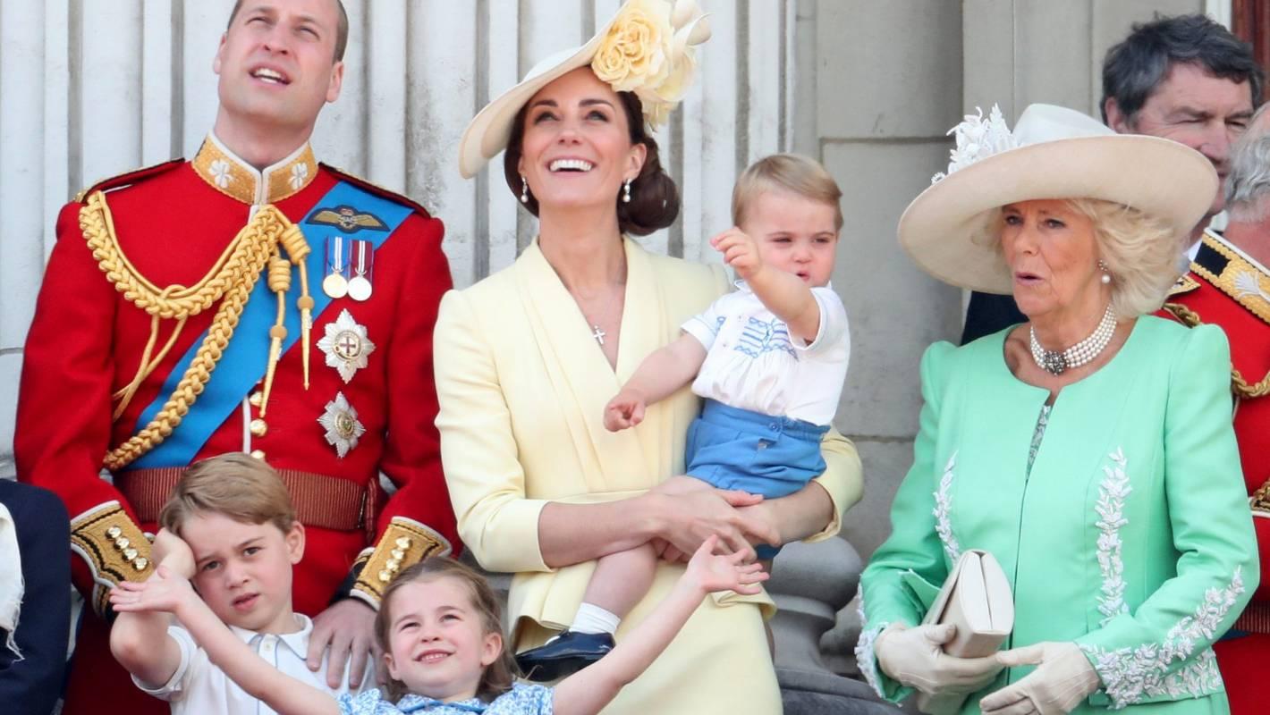 Kinder Von Kate Und William Namen