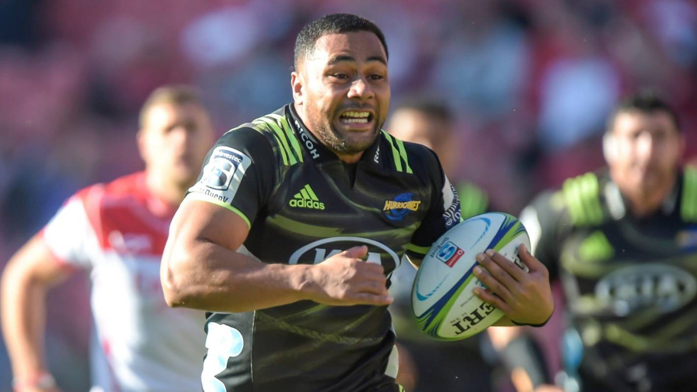 Play-by-play: Hurricanes v Blues - Super Rugby Week 18