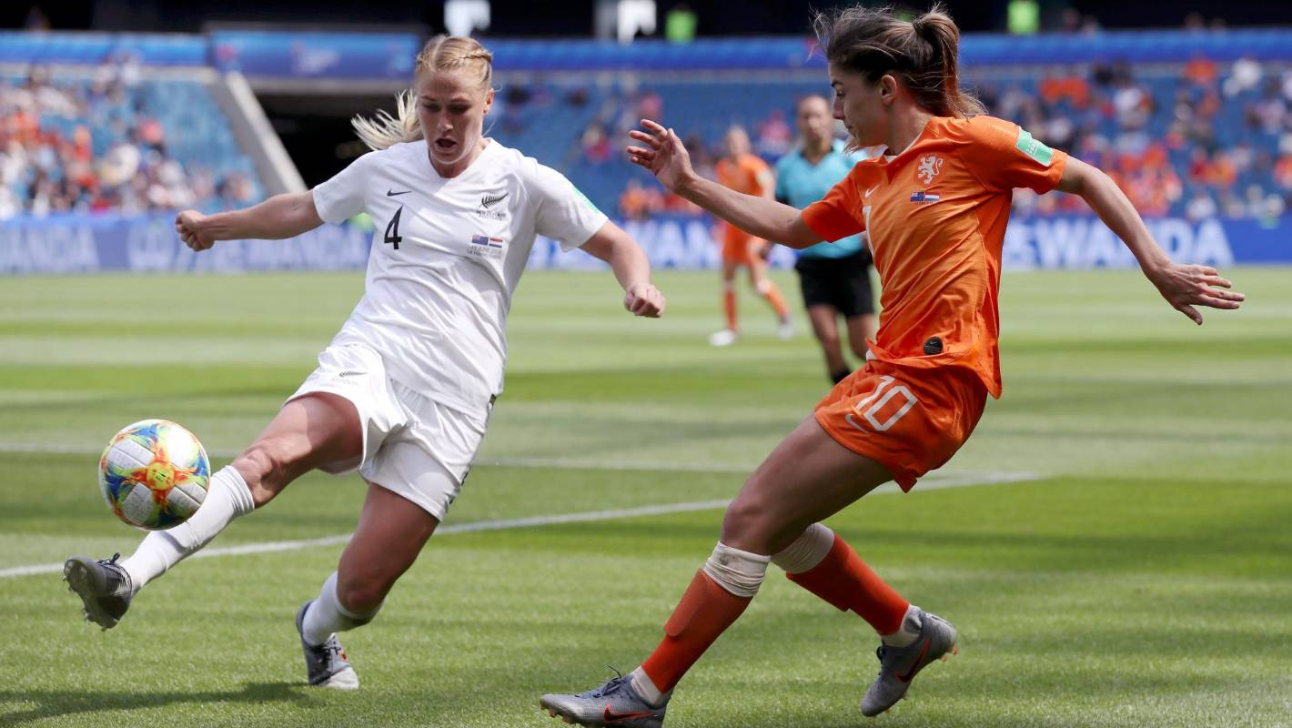 Why you should watch the Football Ferns at the Women's World Cup, even if it imperils breakfast