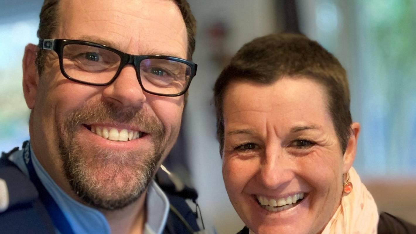Cop amazed woman survived after 'horrendous' Christchurch crash