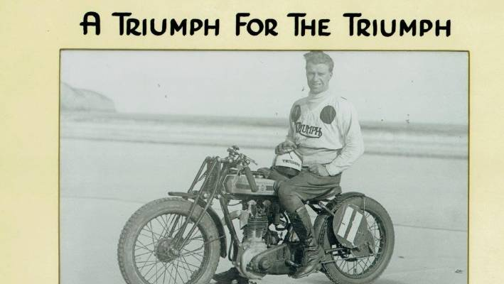 The thrill of the chase in tracking down a historic motorcycle