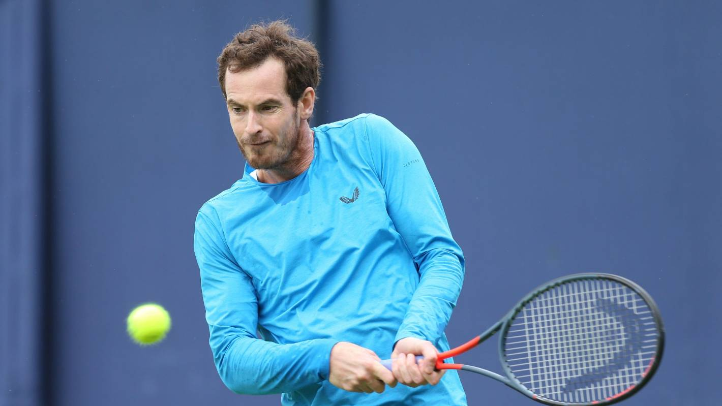 Andy Murray targets singles return by year end