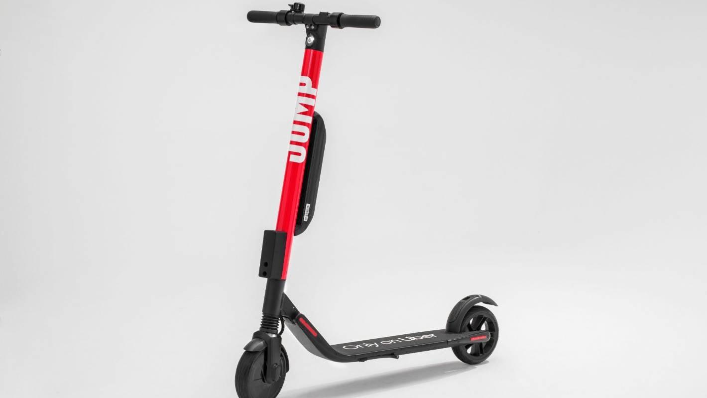 E-scooter wars advance on capital's narrow streets as