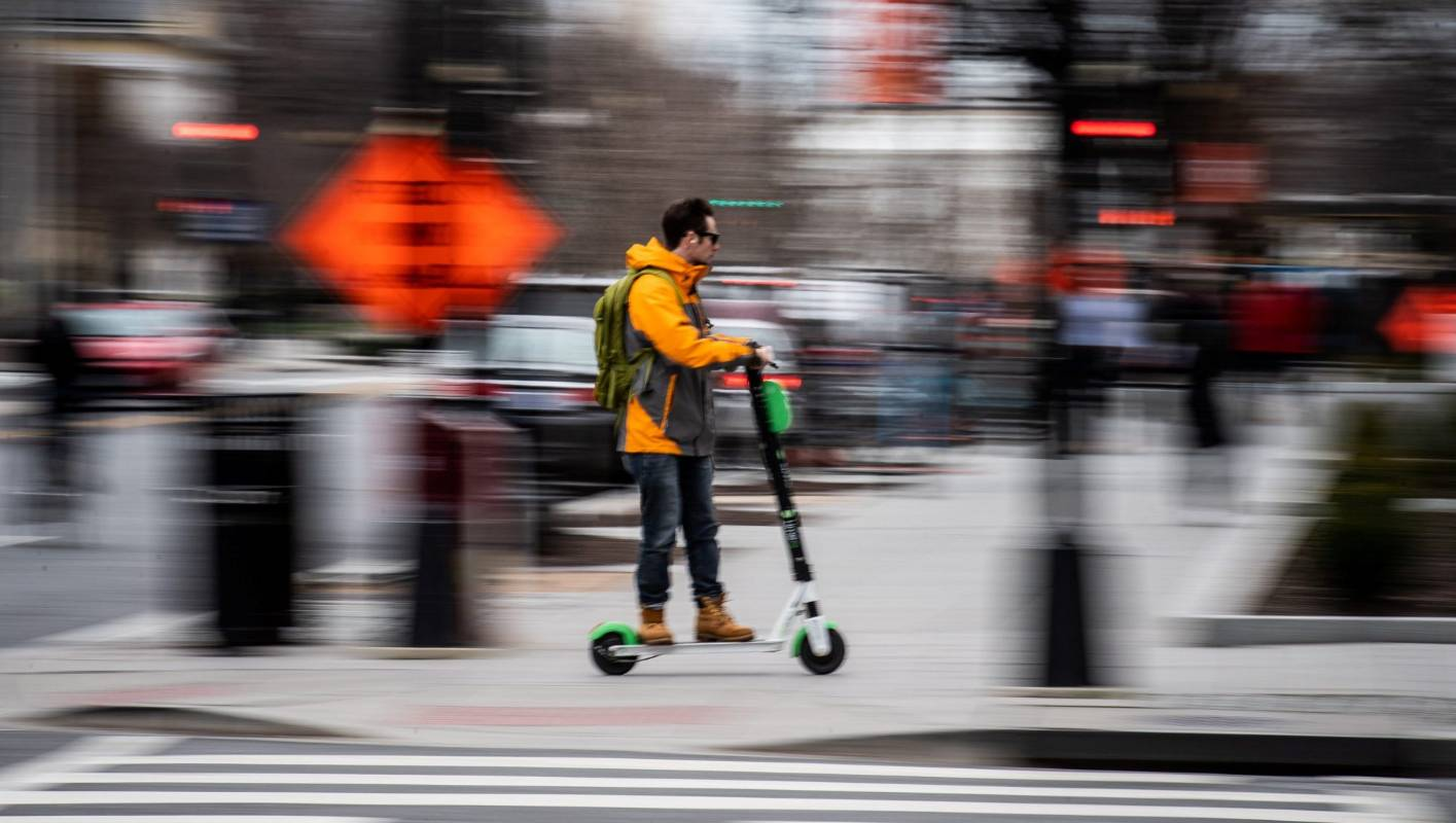 E-scooters are dominating our cities, but are they safe?