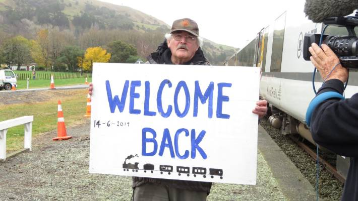 Mervyn Smiley has lived in Eskdale for 25 years and has been waiting for this day for years.
