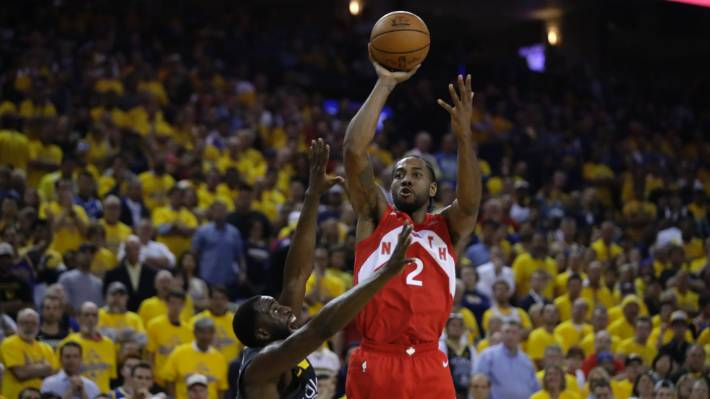 9bf50e4c9cb Toronto Raptors hold off Golden State Warriors to win maiden NBA title