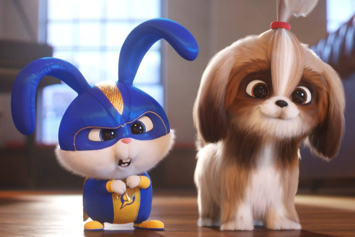 Secret Life Of Pets 2 Kevin Hart Tiffany Haddish Open Up About Comedic Taboos Stuff Co Nz