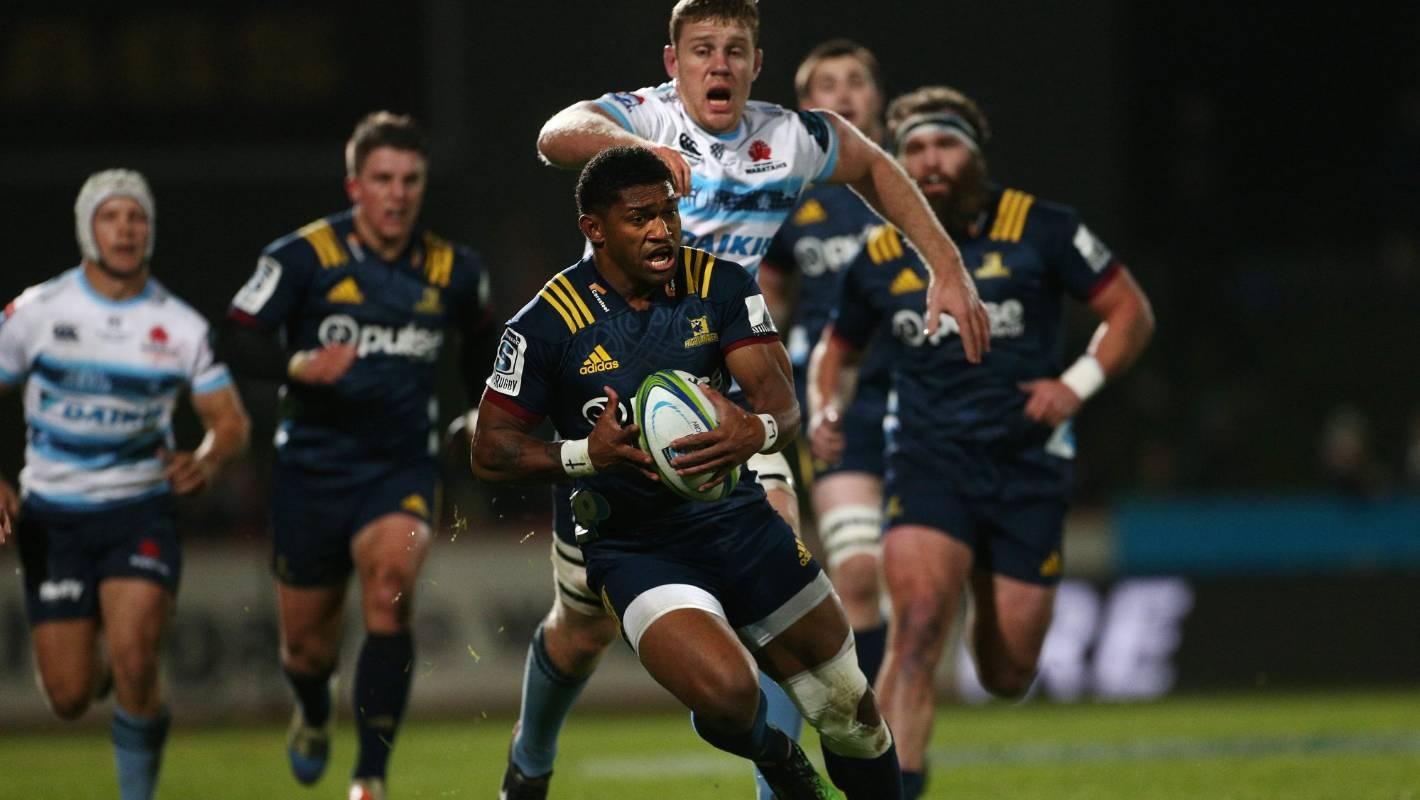 Highlanders v Waratahs Live - Super Rugby Week 18