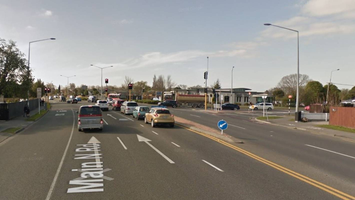 Person suffers smoke inhalation in Christchurch house fire