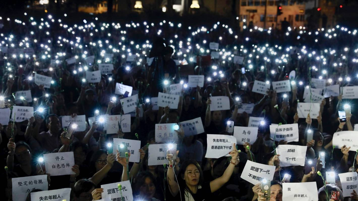 Hong Kong's controversial Extradition Bill suspended ahead of another mass protest
