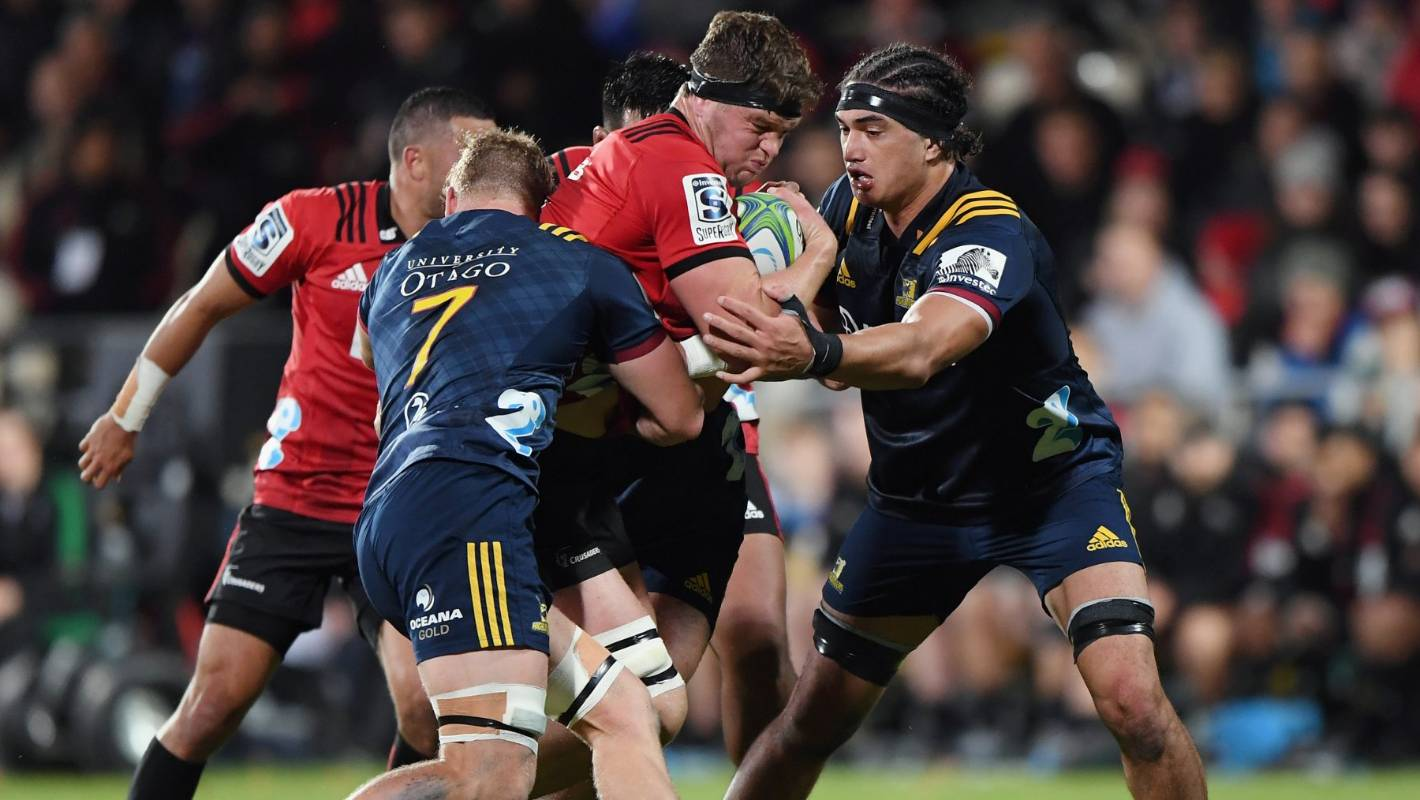 Super Rugby: Highlanders grab last finals spot to set up Crusaders showdown