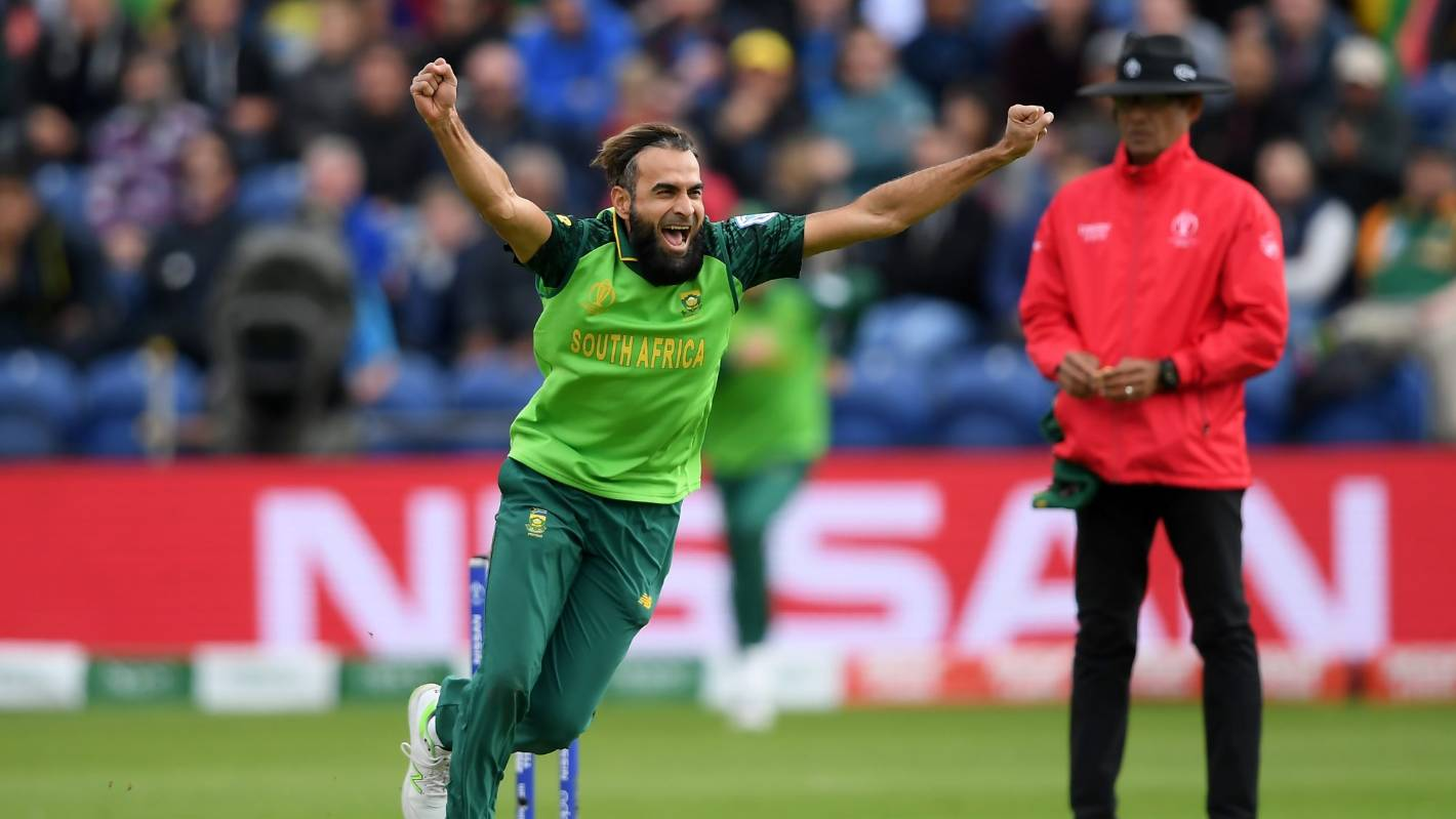 Cricket World Cup 2019: South Africa hammer Afghanistan to notch first victory