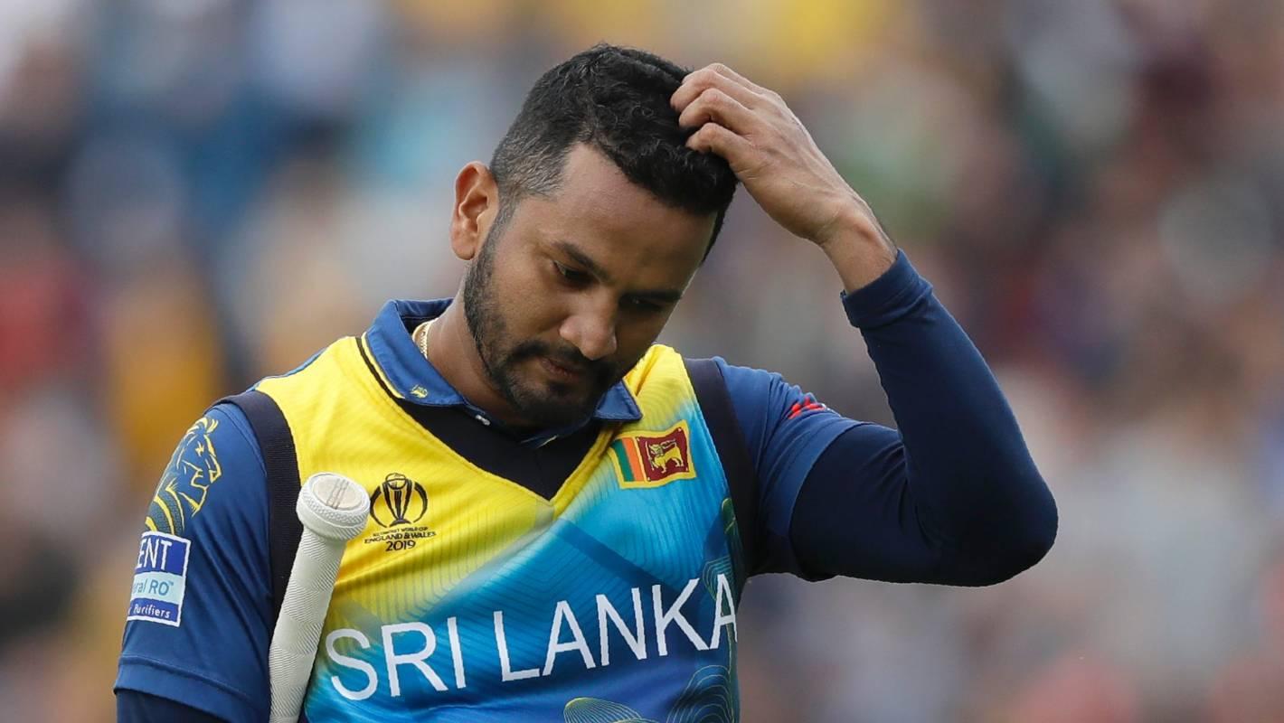 Cricket World Cup 2019: Sulking Sri Lanka boycott post-match media conference
