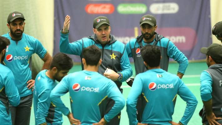 Cricket World Cup 2019: Pakistan pumped up for huge clash