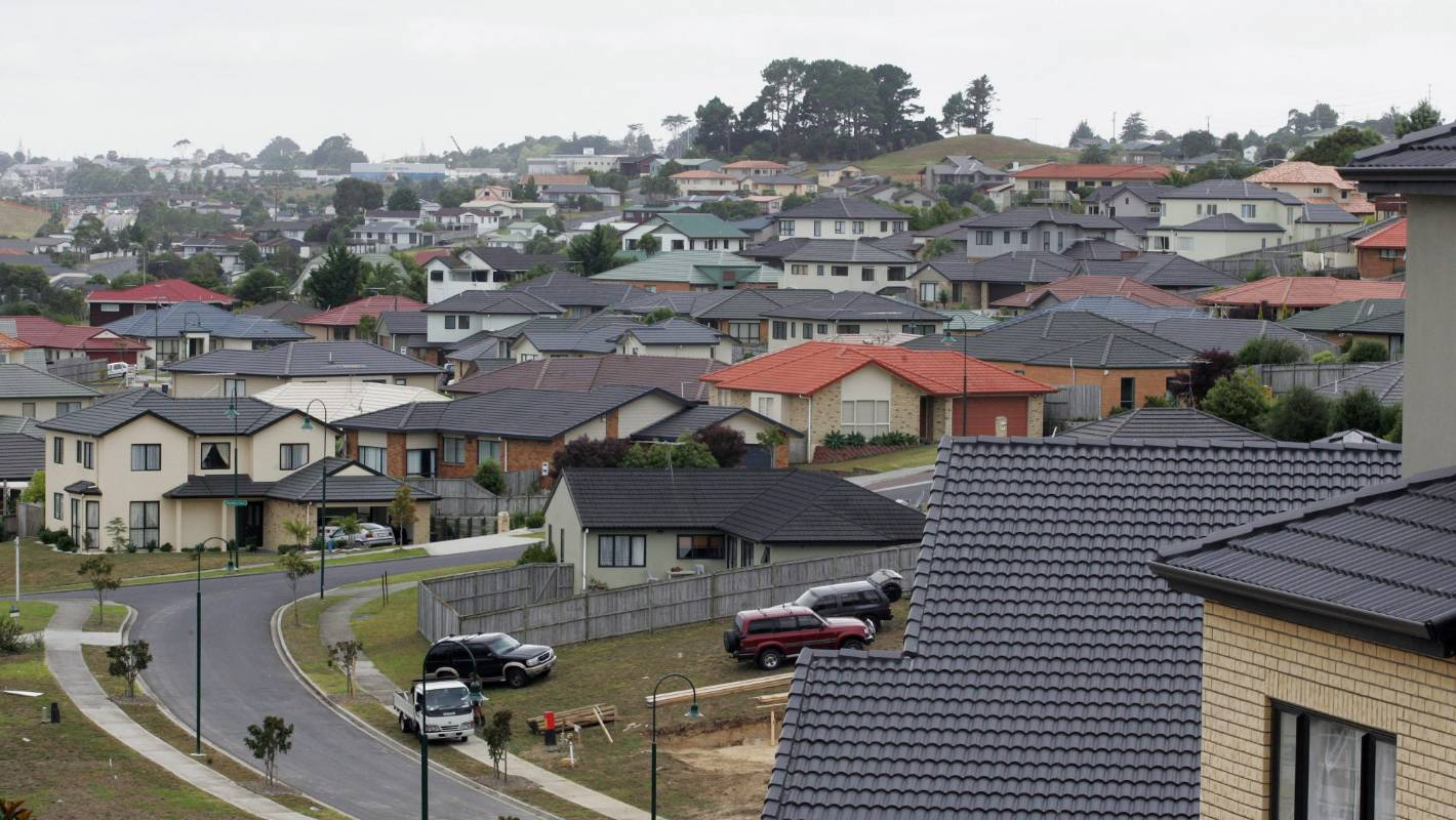 Auckland property prices experience biggest slump in five years