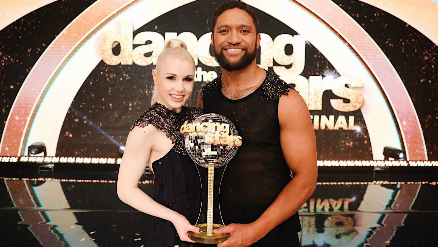 Dancing with the Stars victory just the start for league-turned