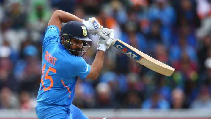 Cricket World Cup 2019: Rohit Sharma ton sets up win for India over