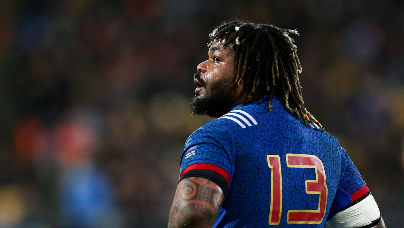France on brink of dropping Mathieu Bastareaud for the Rugby World Cup - report