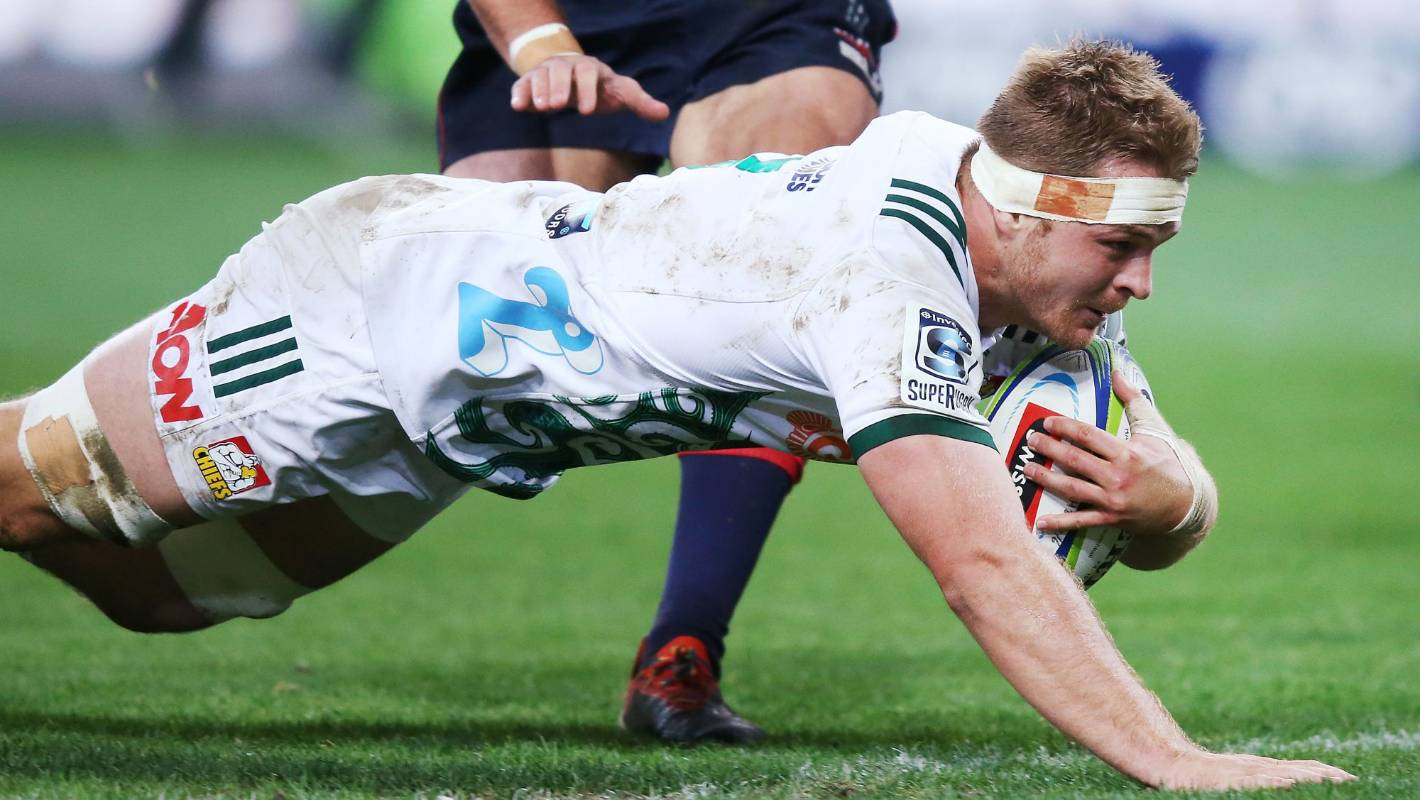 Super Rugby team of the week: All Blacks' big dogs start to bark