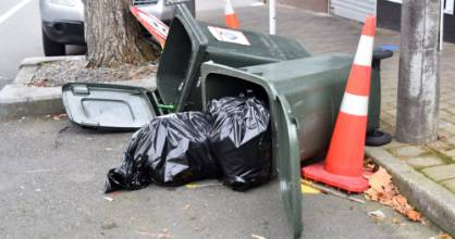 New Plymouth residents will be asked for their thoughts on the council's proposed rubbish collection changes. (File photo.)
