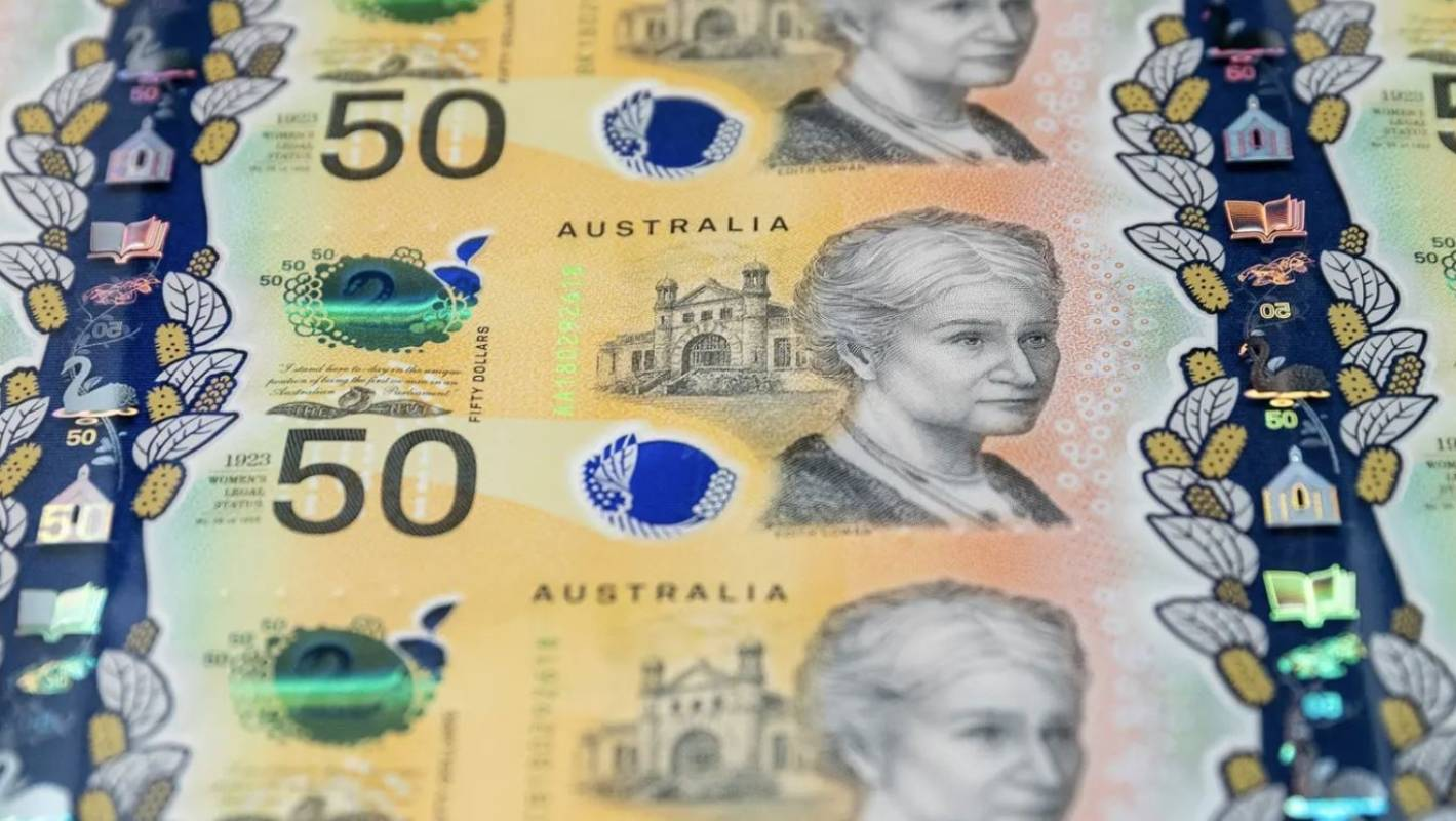 Behind the typo on Australia's new $50 note