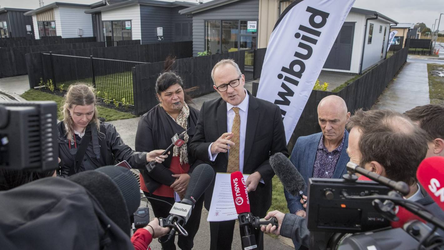 PM Jacinda Ardern not giving up on KiwiBuild, pushing for more affordable homes