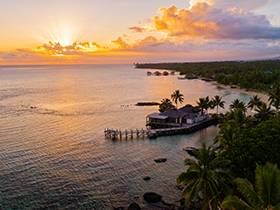 Beautiful Samoa.